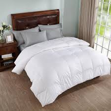 peace nest all season white twin goose down comforter he dc 18013 t the home depot
