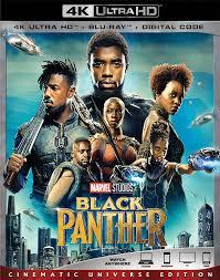 Amazon.com: Black Panther 4K Ultra [Blu-ray]: Chadwick Boseman, Michael B.  Jordan, Lupita Nyong'o, Danai Gurira, Martin Freeman, Daniel Kaluuya,  Letitia Wright, Winston Duke, Sterling K. Brown, Florence Kasumba, John  Kani, Angela Bassett,