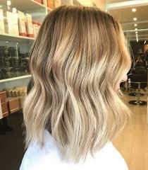 2019 Popular Medium Haircuts For Thick Hair