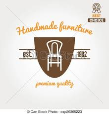 vintage furniture logo. Contemporary Vintage Vintage Logo Badgeemblem Or Logotype For Furniture Shop  Csp26365223 With Furniture Logo I