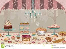 Bakery Stock Vector Illustration Of Foreground Element 20927230