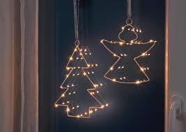 Led Fenstersilhouette Beleuchtung Fensterdeko Fensterbild Weihnachten Dekoration
