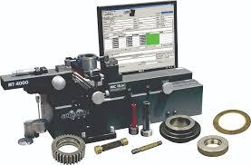 V Block Fixture Design Precision Gage Calibration Systems Mic Trac 4000 Gagemaker
