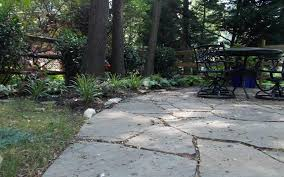 flagstone joints polymeric sand or