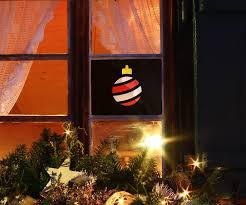 Adventsfenster Bastelidee Famigros