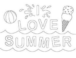 Small Picture Summer Coloring Pages To Download And Print For Free Coloring