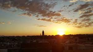 وجدة : شروق الشمس - YouTube
