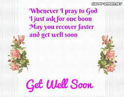 Get Well Quotes Custom Get Well Soon Quotes Happy Wishes
