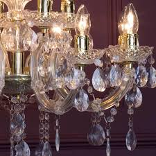 large candle bulb chandeliers