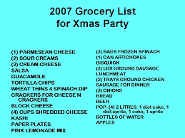 Throwback Thursday: 2007 Grocery List vs. 2015 Grocery List ...