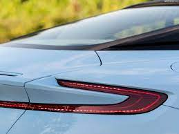 Aston Martin Db11 Frosted Glass Blue 2017 Picture 97 Of 111