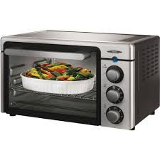 oster 6085 channel 6 slice toaster oven brushed stainless steel