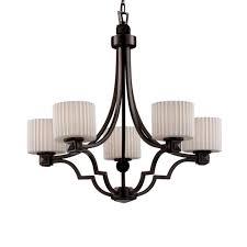 argyle 5 light chandelier
