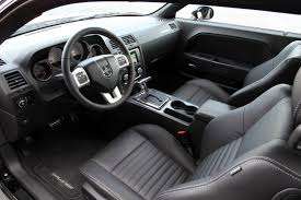 2013 dodge challenger interior. 2013 dodge challenger overview interior 0