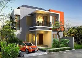 gambar rumah minimalis modern 2 lantai 8 yang dipakai