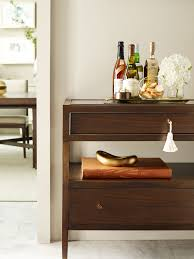 Barbara Barry Cabinet Palo Alto Server In Low Sheen Havana Finish Barbara Barry