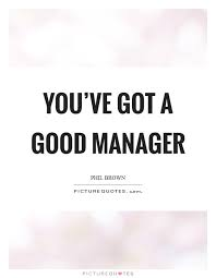 Manager Quotes