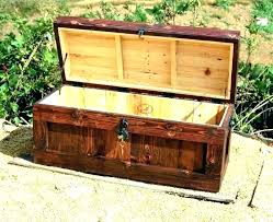 extra large storage trunk coffee table wood wooden trunks for