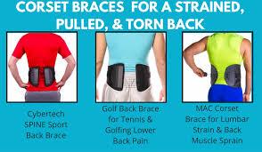do back braces help lower back pain