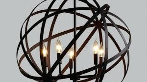 large orb chandelier large metal orb chandelier world market amazing light fixture concept 4 large glass