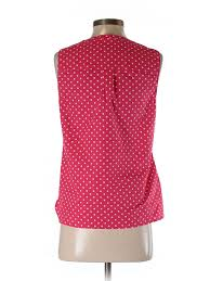 Sleeveless Button Down Shirt Button Down Shirt Fashion
