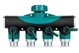 garden hose splitter. 4 Way Garden Hose Splitter