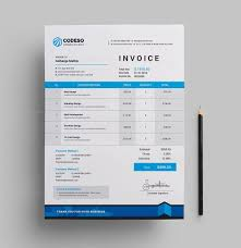 Modern Invoice Modern Invoice Under Fontanacountryinn Com