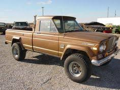1970 jeep gladiator 4 4 pickup powered by a sel engine the engine is running detroit in but then it stops you have to give him a sniff