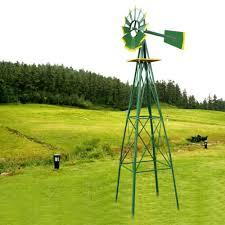 garden windmills wind spinners 8ft