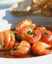 cajun shrimp or crawfish