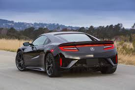 2016 Acura NSX: Price, Specs, Review and Photos