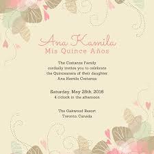Invitations Quinceanera Quincinera Invitations Major Magdalene Project Org
