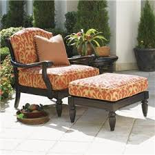 outdoor chair with ottoman. Tommy Bahama Outdoor Living Kingstown Sedona Lounge Chair And Ottoman With R