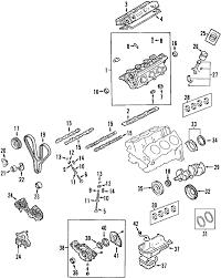 parts com® hyundai xg350 engine parts oem parts 2003 hyundai xg350 base v6 3 5 liter gas engine parts