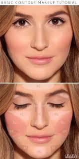 lulus how to basic contour makeup tutorial at lulus