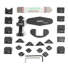 26pcs corner sidewall bender frame repair tool kit set for iphone 6p 5 5s ipad 2 3 4 cod
