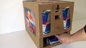 Red Bull Vending Machine Awesome How To Make Red Bull Vending Machine Video Dailymotion