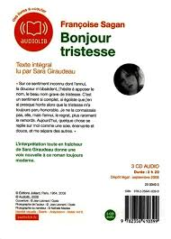 Bonjour Tristesse Sagan F 9782356410399 Amazon Com Books