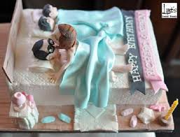 Naughty Birthday Cake With Detailed Design Goes Viral For Obvious