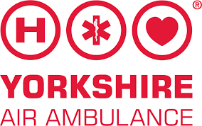 Image result for yorkshire air ambulance fundraising display