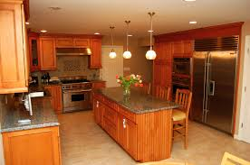 customized kitchen cabinets. Two Rooms Were Turned Into This Beautiful Customized Kitchen And Breakfast Nook. Custom Kitchens Cabinets Granite Counter Tops Installed To Give