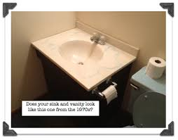 Install Bathroom Sink Beauteous Vanities For Small Bathrooms Easy Installation In Less Than An Hour