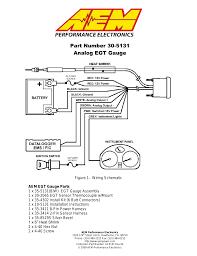 glowshift egt gauge diagram schematic all about repair and glowshift egt gauge diagram schematic aem 30 5131mog egt metric gauge user manual 7also on
