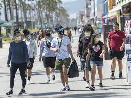 L.A. County reinstates mask rules. Why ...