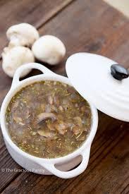 bone broth soup recipe healthy soup