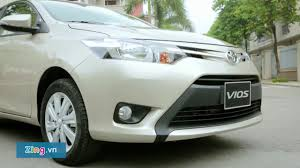 Review: Toyota Vios 2017 test drive - YouTube