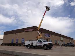 Sign Service And Installation Lighting Maintenance  Retrofit Neon - Exterior sign lighting