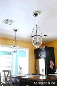 convert can lights to pendant appealing convert recessed light to pendant tutorial how to convert recessed