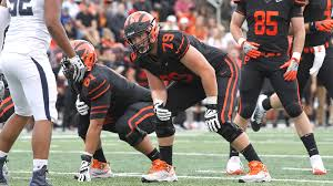 Princeton Football Depth Chart Brent Holder Football Princeton University Athletics