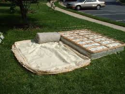 mattress recycling. Recycling Old Mattress Set